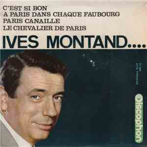 Yves Montand - C'est Si Bon download